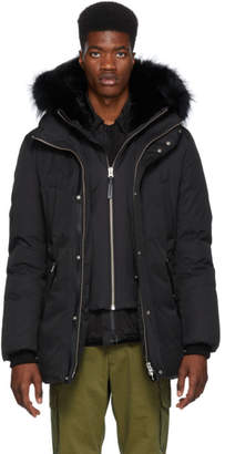 Mackage Black Lux Down Edward B Jacket