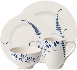 Villeroy & Boch Old Luxembourg Brindille 4-Piece Place Setting