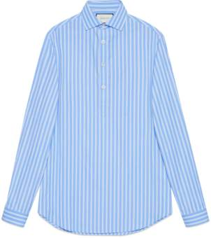 Gucci Cotton oversize shirt