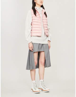795e6327f Pink Gilet Womens - ShopStyle UK