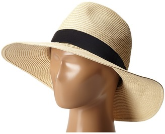 L*Space Sunny Days Panama Hat $64 thestylecure.com