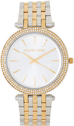 Michael Kors MK3215 Two-Tone Darci Watch