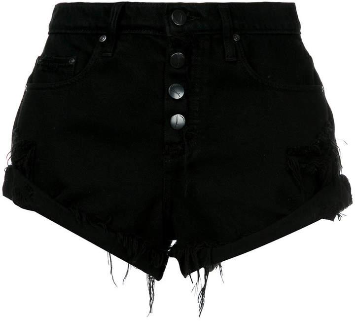 Nobody Denim 'Boho Short Exposed Destiny' Shorts