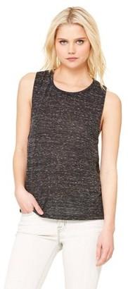 Clementine Apparel Women's Flowy Scoop Muscle T-Shirt
