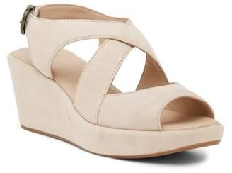Johnston & Murphy Dana Wisbone Wedge Sandal
