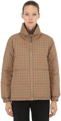 Burberry Reddich Reversible Nylon Down Jacket