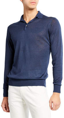 Peter Millar Men's Crown Cool Polo Shirt