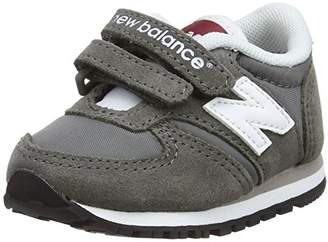 084f6883a54b2 New Balance 420 Hook and Loop, Unisex Kids Low-Top Sneakers,Child 2.5