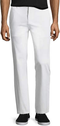 Hudson Men's Clint Straight-Leg Chino Pants