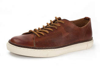 Frye Men's Gates Perforated Logo Leather Low-Top Sneakers