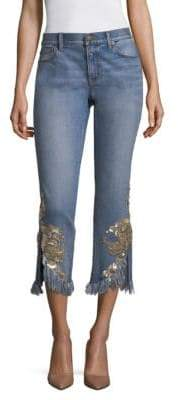 KOBI HALPERIN Rae Embellished Jeans