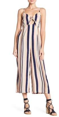 Angie Striped Jumpsuit
