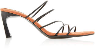 Reike Nen String Two-Tone Leather Sandals