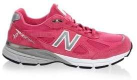 New Balance 990 Breast Cancer Sneakers