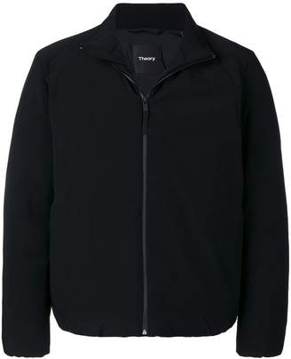 Theory zipped up bomber jacket