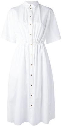 Kenzo A-line shirt dress $760 thestylecure.com