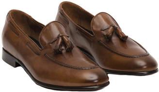 Frye Men's Aiden Tassel Leather Loafer