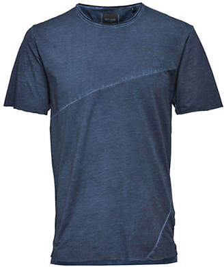 ONLY & SONS Seamed Slub T-Shirt
