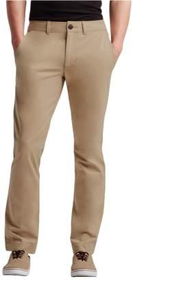 Aeropostale Mens Slim Straight Casual Chino Pants 27X28