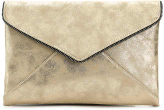 La Diva Zipper Trim Clutch - Women's