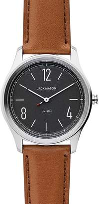 Jack Mason Slim Watch, 42mm