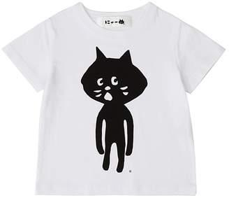 にゃー / キッズ 全身にゃー T / Tシャツ