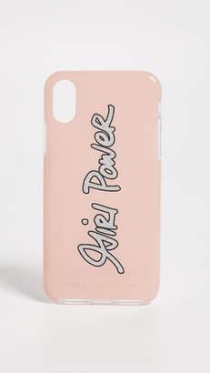Rebecca Minkoff Girl Power iPhone X Case