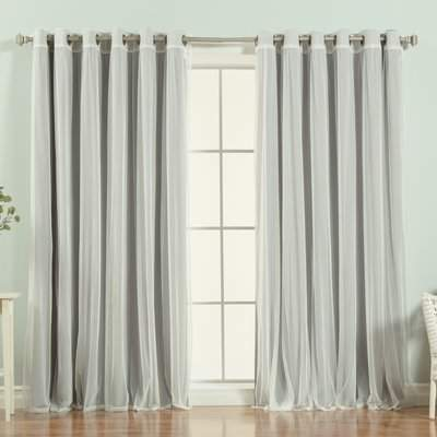 Wayfair Anabelle Blackout Thermal Single Curtain Panel