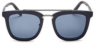 Salvatore Ferragamo Men's Square Sunglasses, 52mm