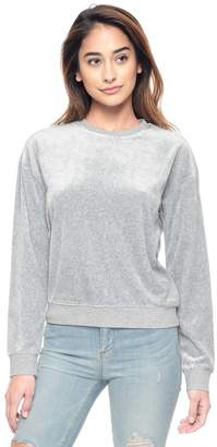 Juicy Couture Velour Paradise Cove Pullover