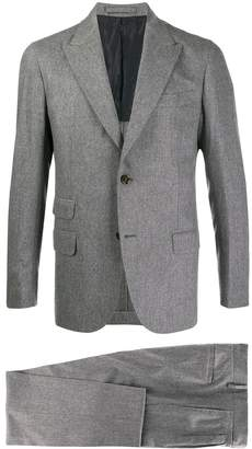 two-piece formal suit