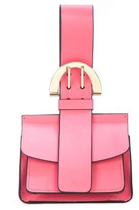 Zac Posen Biba buckled mini bag