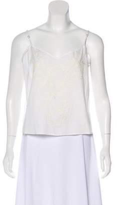 Jenni Kayne Sleeveless Embroidered Top w/ Tags