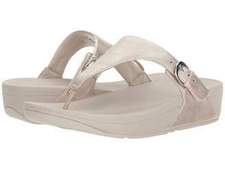FitFlop Skinny Toe Thong Sandal