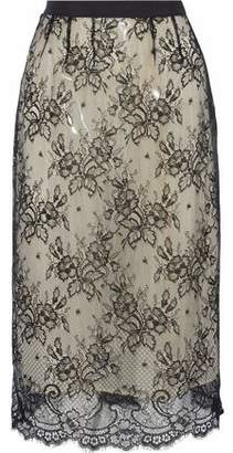 Maison Margiela Corded Lace Skirt