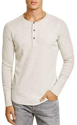 Wings + Horns Wings and Horns Slub Cotton Henley