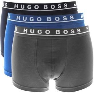 HUGO BOSS Boss Business Underwear Triple Pack Boxer Trunks