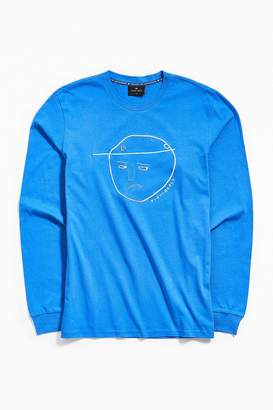 Lazy Oaf Sorry I'm Late Long Sleeve Tee