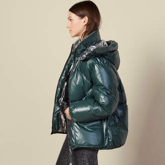 Sandro Reversible Padded Jacket