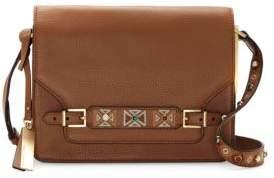 Vince Camuto Abra Leather Crossbody bag