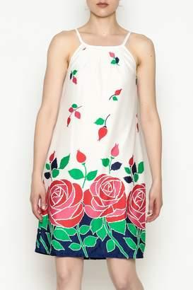 Jade Halter Dress