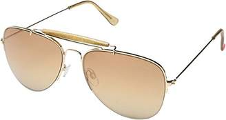 Betsey Johnson Women's Maritza Aviator Sunglasses