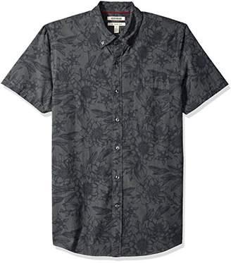 Goodthreads Men's Slim-Fit Short-Sleeve Printed Shirt