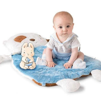 Bunnies by the Bay Play Mat