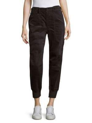 Vince Slouchy Military Sweatpants