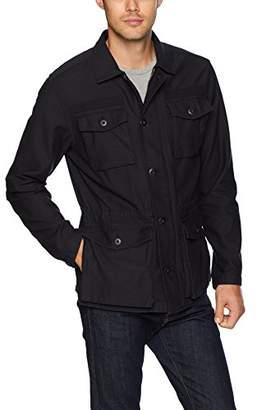 Goodthreads Men's 4-Pocket Military Jacket