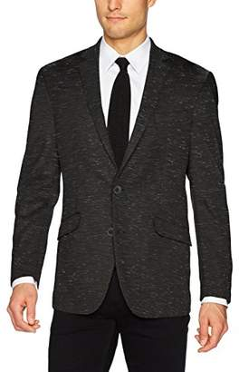 Kenneth Cole Reaction Men's Slim Fit Knit Blazer