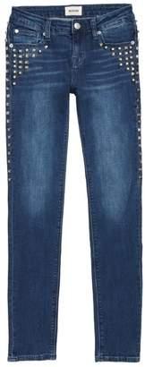 Hudson Studded Skinny Jeans