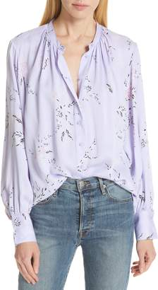 Equipment Causette Silk Blend Shirt