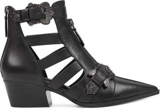 Carrillo Cut-Out Booties
